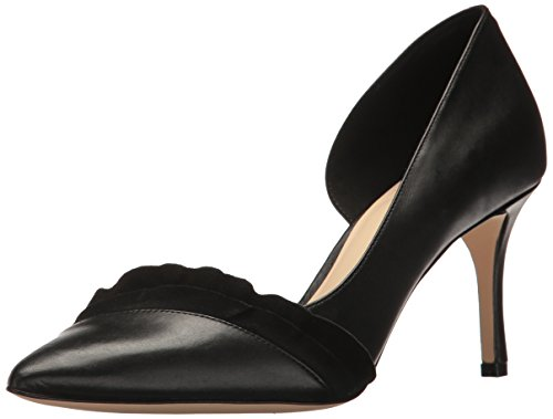 Nine West Women's Mooney Leather Dress Pump