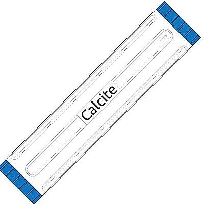 AFWFilters CF1-4520-PH-PENTEK 20-inch Single Canister Upgraded PENTEK Big Blue pH Calcite/Corosex/GAC Filter for Acidic Water