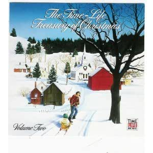 Various Artists The Time Life Treasury Of Christmas Vol