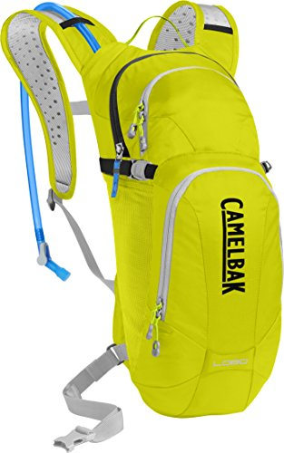 CamelBak Lobo Crux Reservoir Hydration Pack, Sulfur Springs/Black, 3 L/100 oz ()