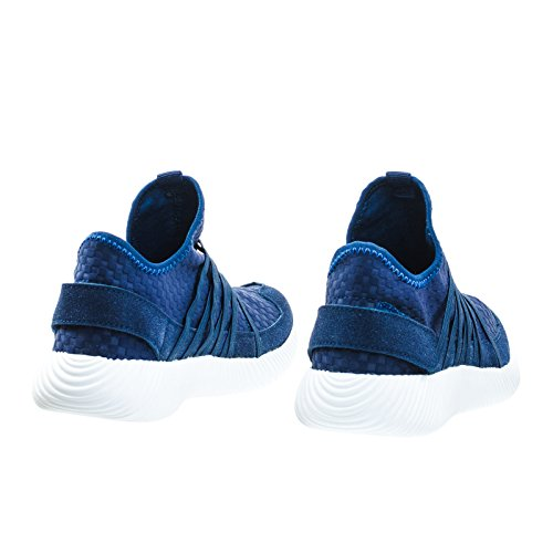 Forever Link Damen REMY-18 Glitter Fashion Sneakers 2navy