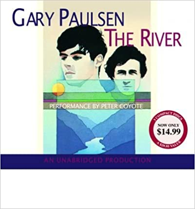 [THE RIVER BY PAULSEN, GARY )[COMPACT DISC]
