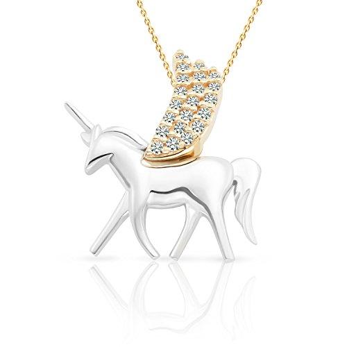 White Gold Unicorn - 6