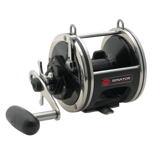 Penn 115L2 Senator Star Drag, - International Reel Baitcast Penn