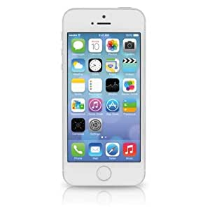 Apple iPhone 5S 16GB - Unlocked Silver (A1533)