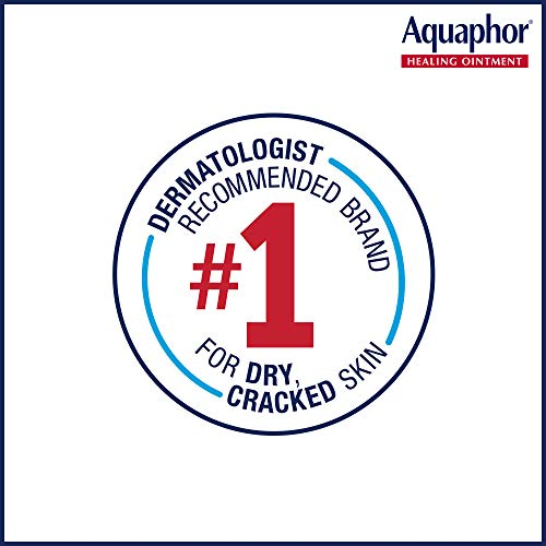 Aquaphor Healing Ointment - Protectant for Dry Cracked Skin