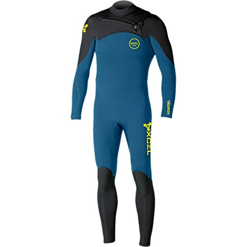 XCEL Hawaii 3/2 Infiniti Comp Wetsuit - Men's Denim/Black, - Comp Wetsuit