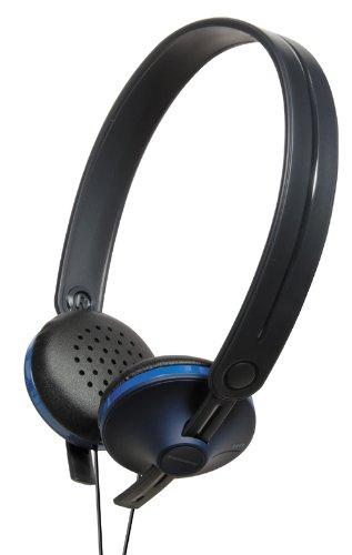 Panasonic RPHX35A Lightweight Headphone Blue (Discontinued by Manufacturer) (Lightweight Headphones Panasonic Super)