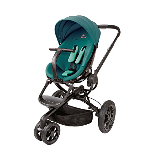 Quinny Pram And Bassinet - 9