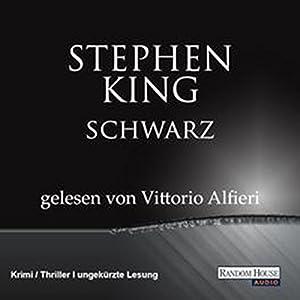 Schwarz (Der dunkle Turm 1) Audiobook