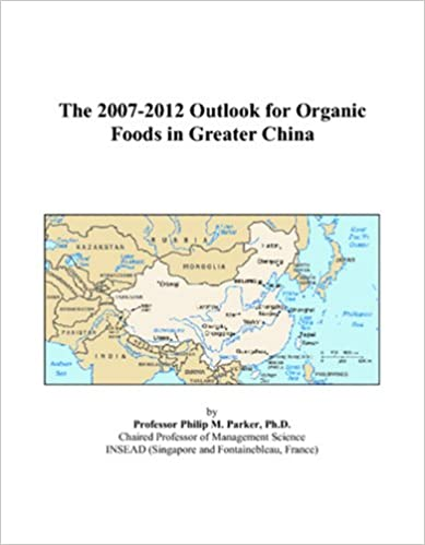 The 2007-2012 Outlook for Organic Foods in Greater China
