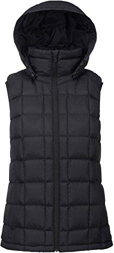 Burton Women's Ak Squall Vest, True Black, Medium