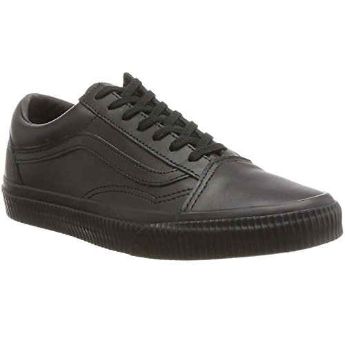 black Noir Skool Old Chaussures Mixte Adulte Vans qnaf68vq