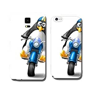 Penguin biker 2 cell phone cover case iPhone6 Plus