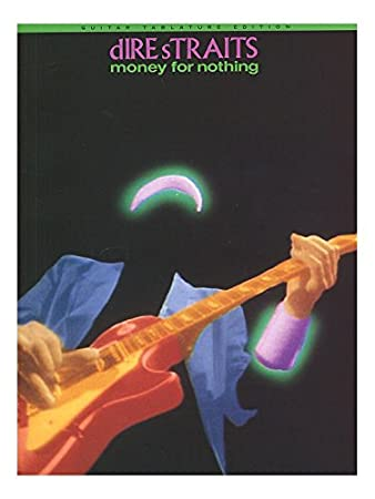 Dire Straits: Money For Nothing Guitar Tab Edition. Sheet Music for ...