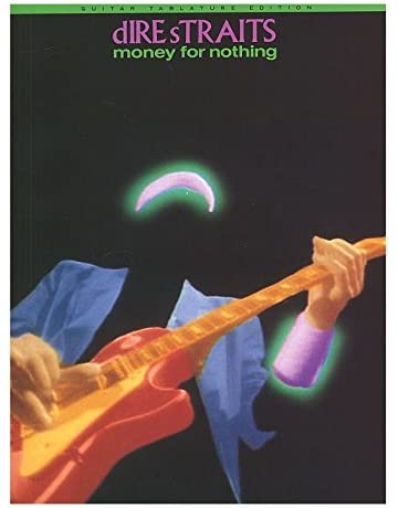 Dire Straits: Money For Nothing Guitar Tab Edition. Partituras ...
