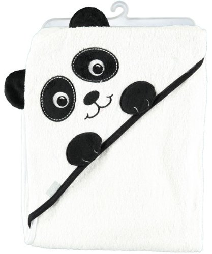 Extra Large 40x30 Absorbent Hooded Towel, Panda, Frenchie Mini Couture by Frenchie Mini Couture 204