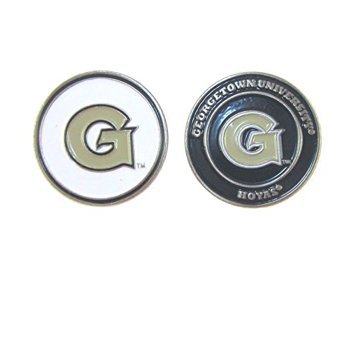 Georgetown Hoyas Double-Sided Golf Ball - Georgetown Gear