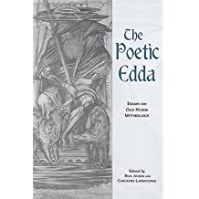 Paul Acker: The Poetic Edda : Essays on Old Norse Mythology (Hardcover); 2002 Edition