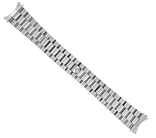 20MM President Watch Band for Rolex DATEJUST 16008 16018 16019 Removeable END