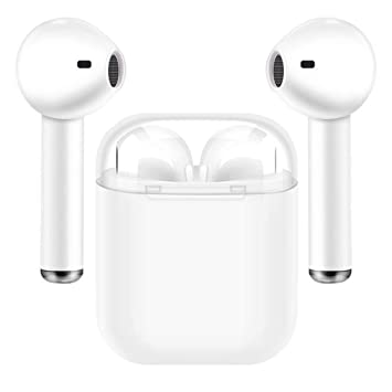 ... Auriculares Inalámbricos Auriculares Bluetooth 4.1 InEar Auriculares Auriculares Estéreo In-Ear Micrófono Manos Libres Incorporado para Apple Airpods ...