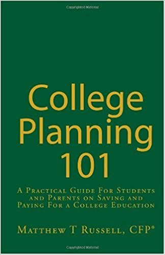 College planning guide for parents and students.