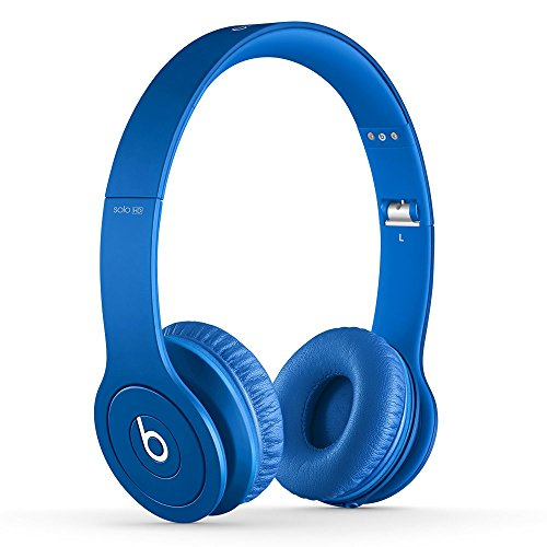 Beats Solo HD Wired On-Ear Headphone - Matte Blue (Discontinued by Manufacturer)...