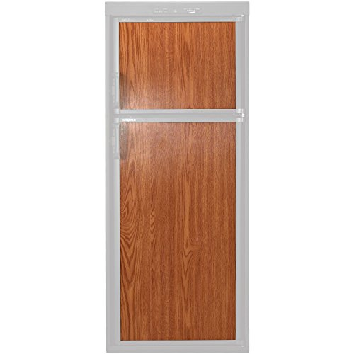 wood grain refrigerator - 3