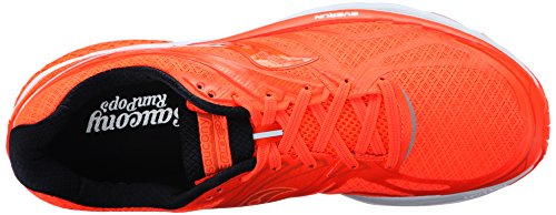 Saucony Ride 9 Pop - Entrenamiento y correr Hombre Multicolore (Outkick Orange)