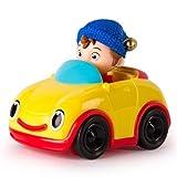 DreamWorks Noddy Toyland Detective - Set of All Vehicles - Revs Car, Noddy in Train , Pirate Ship