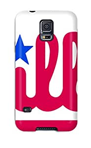 philadelphia phillies MLB Sports & Colleges best Samsung Galaxy S5 cases