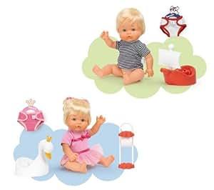 FAMOSA Nenuco - Los gemelos y el orinal divertido