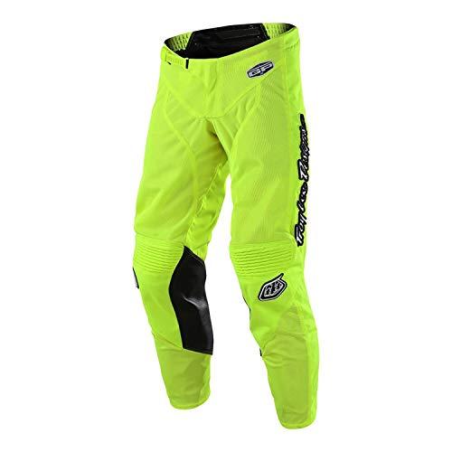 (2018 Troy Lee Designs GP Air Mono Pants-Flo Yellow-34)