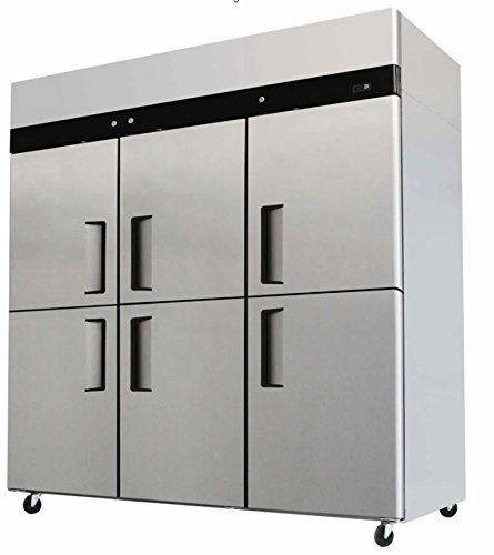 2 door commercial freezer - 7