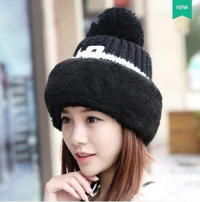 982862787777c Image Unavailable. Image not available for. Color  Love Environment 1pc  Windproof Men Winter Wool Ski Hat Scarf Cap for Women Bonnet Earmuffs Head