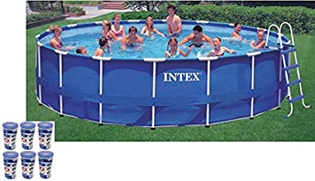 Amazon.com: Intex Piscina de 18