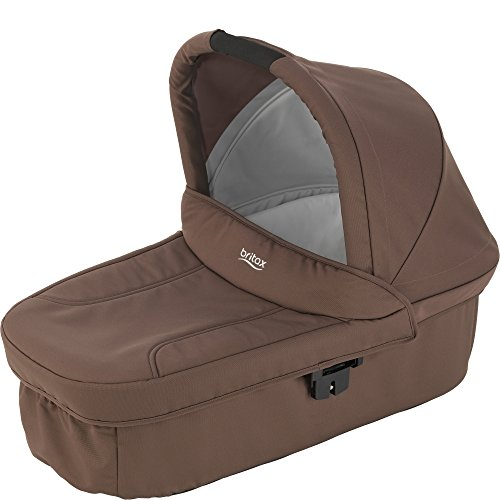 Britax 2000023190 Kinderwagenaufsatz, Kollektion 2016, Wood Brown
