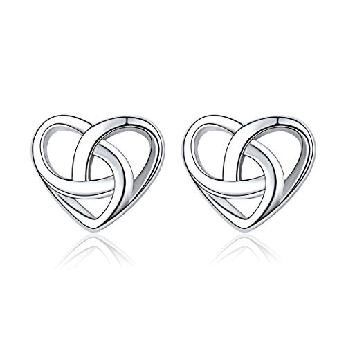ChicSilver Sterling Triangle Necklaces Earrings product image