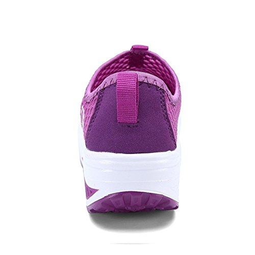 Zapatillas Greaten morado Zapatillas Zapatillas morado Mujer Greaten morado Mujer para para para Mujer Greaten vTqqdS