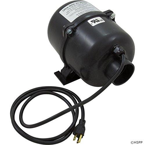 Blower, Air Supply Ultra 9000, 1.0hp, 115v, 4.5A, Nema Cord , 3910101 ()