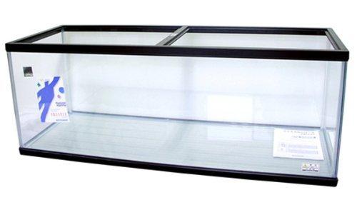 寿工芸 クリスタルガラス水槽 幅120cm×奥行45cm×高さ45cm