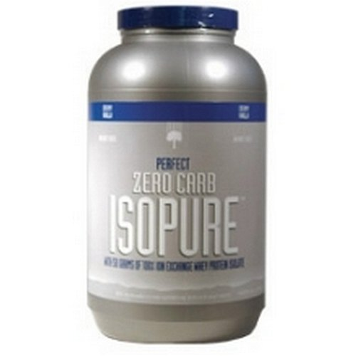 Nature's Best Isopure Zero Carb, Cookies & Cream, 3-Pound Tub