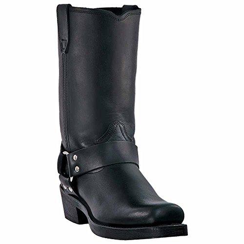 Dingo Dean Black Cowboy, Western Mens Boots Size 12 New