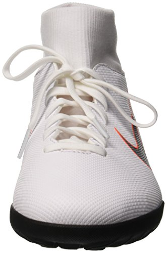 White Adults' Club Black Mtlc Footbal Orange 6 Tf Cool NIKE 107 Total Superflyx Unisex Shoes Grey CSxwSzA