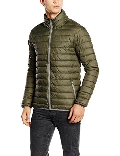 Militare Giacca verde Abbigliamento Stedman Verde Uomini qcPz6Aw0