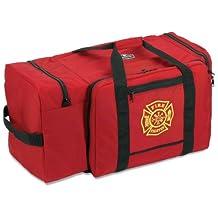 Ergodyne Arsenal 5005P Large Firefighter Rescue Turnout Fire Gear Bag w/ Shoulder Strap & Helmet Pocket