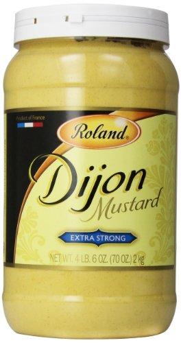 Roland Dijon Mustard Extra Strong