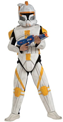 Star Wars Deluxe Commander Cody Mens
