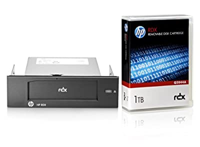 HP E RDX Removable Disk Backup System RDX Drive - Internal (B7B67A) from Hewlett Packard