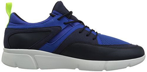 A Athletic Captain Men Lowtop Exchange Mesh Detail Armani Sky Sneaker X XqrXT